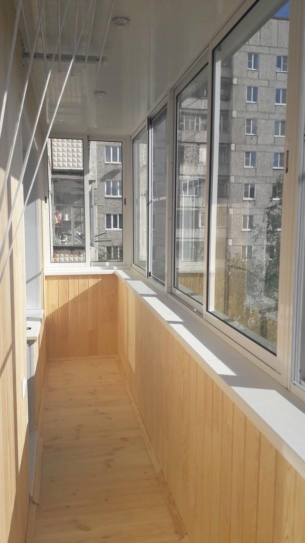 Остекление балконов Волчанск