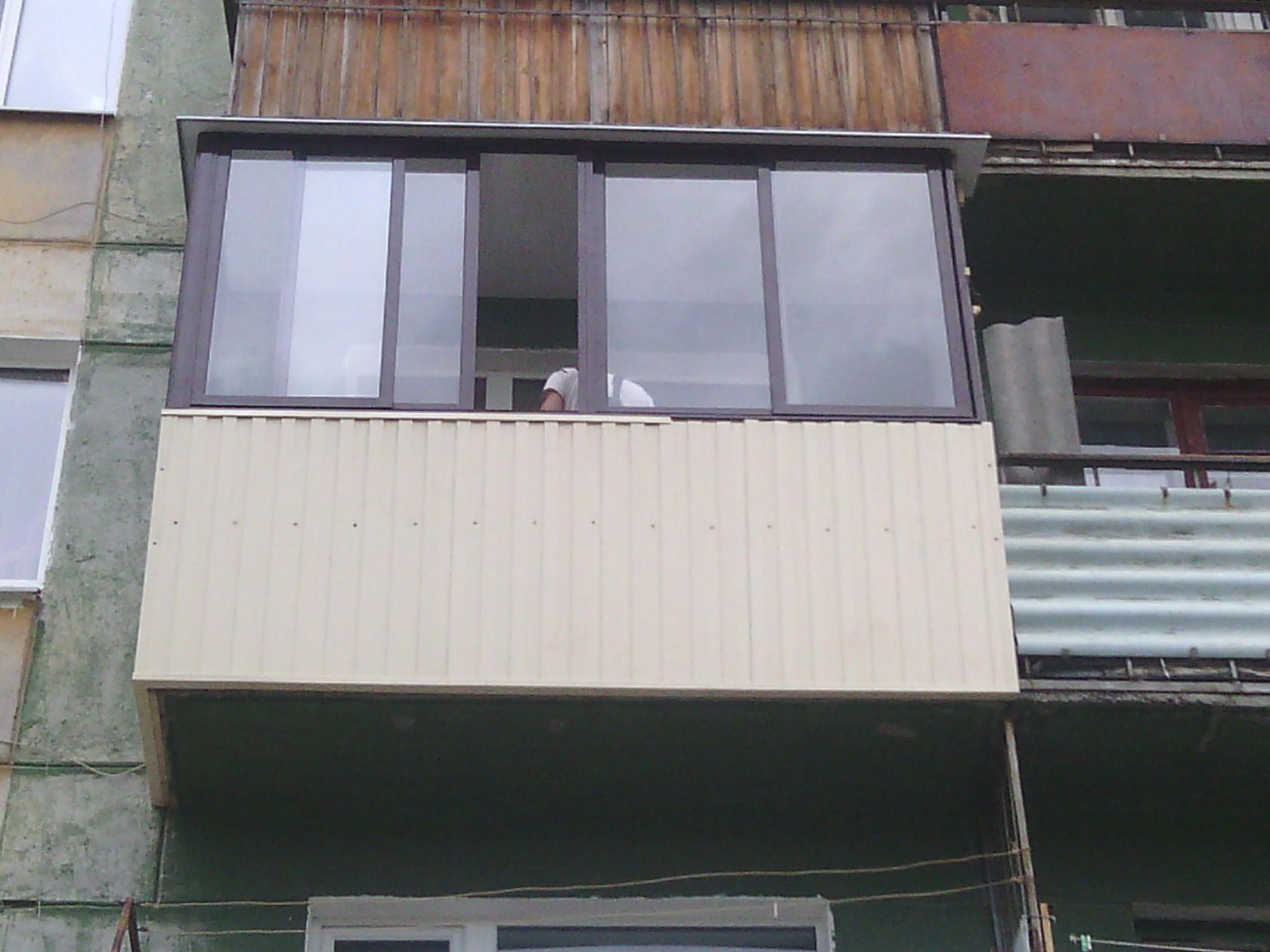 Остекление балконов краснотурьинск